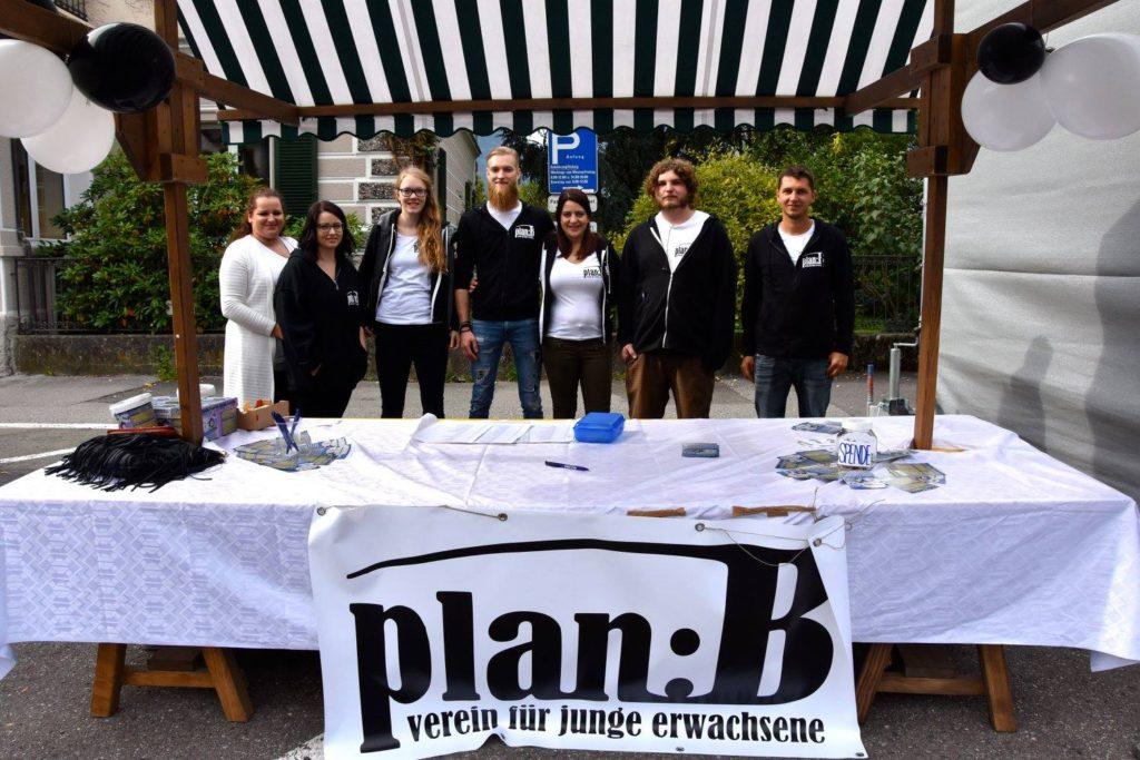 Plan B beim Herbstmarkt in Bludenz
